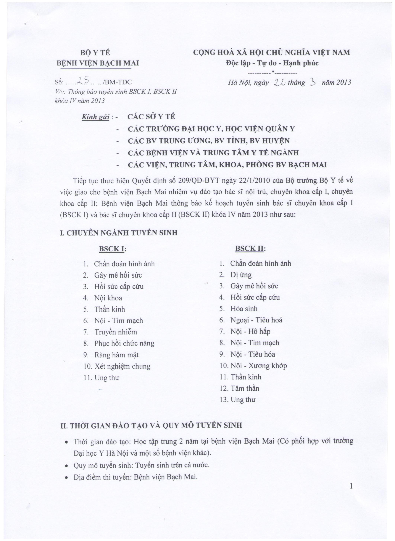 thong bao tuyen sinh cki,ckii khoa iv nam 2013 . page 1.jpg