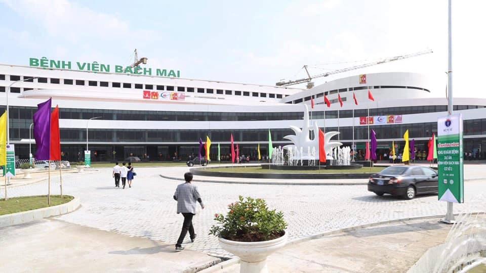 Bệnh viện Bạch Mai cơ sở 2 ở Hà Nam sẽ chính thức khám bệnh cho người dân từ 25/3 tới